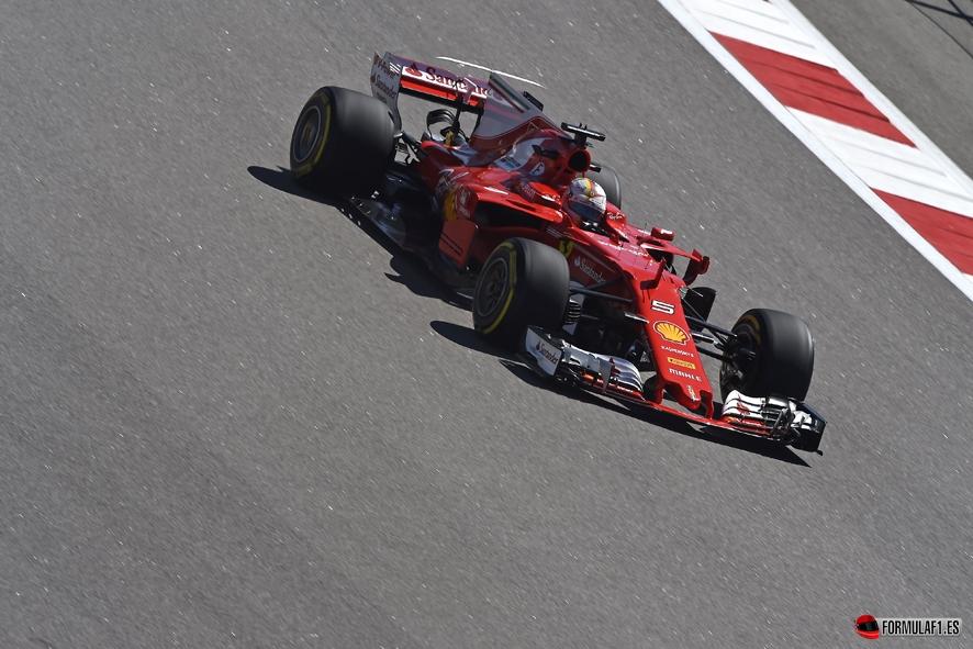 GP de Rusia 2017 – Libres 3: Vettel y Räikkönen siguen dominando en Sochi