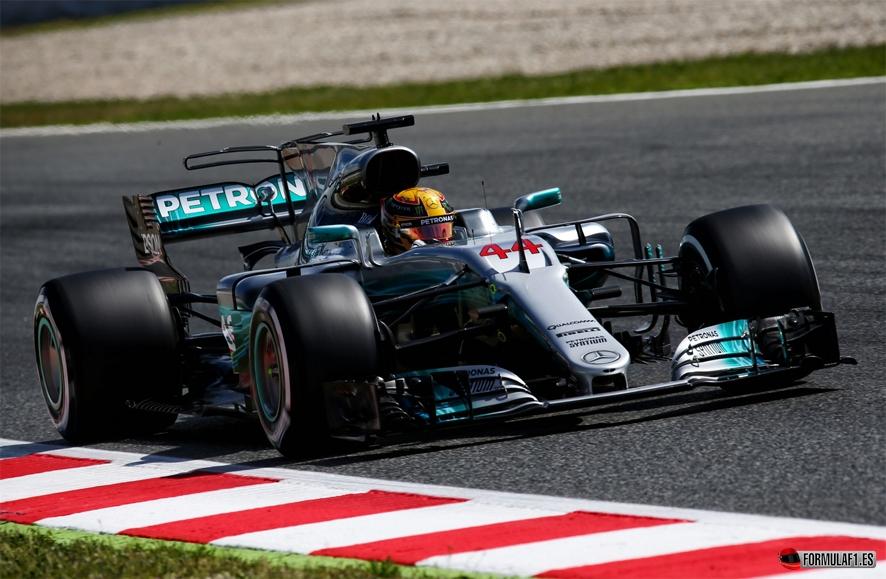 GP de España 2017 – Calificación: Hamilton bate a Vettel mientras Alonso es séptimo