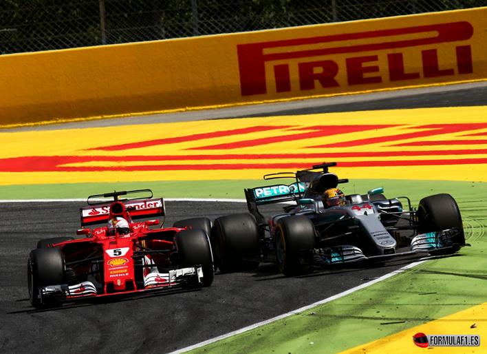 Hamilton vence en el GP de España 2017