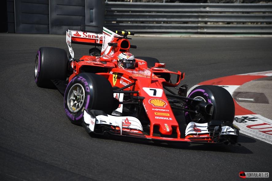 GP de Mónaco 2017 – Calificación: Todo al rojo tras la pole de Kimi Raikkonen