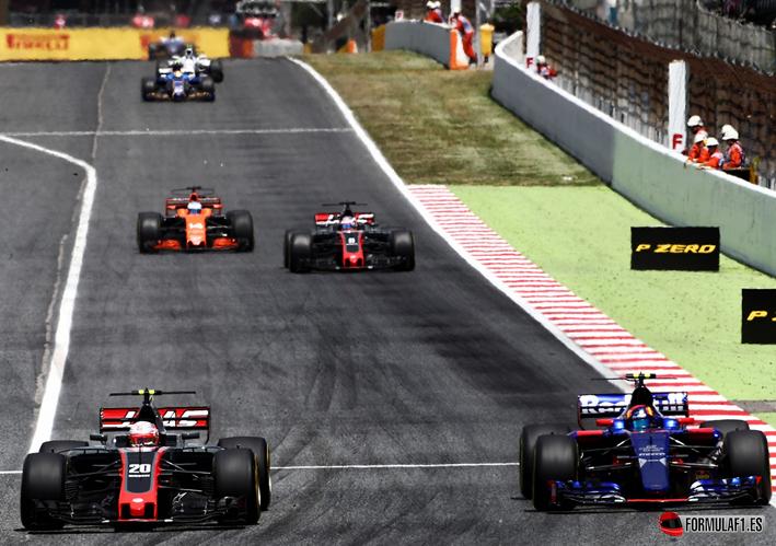 Sainz. GP de España 2017