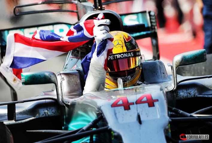 Hamilton consigue la victoria del GP de Canadá 2017