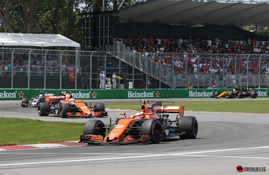 McLaren rompe con Honda y llevará propulsores Mercedes en 2018
