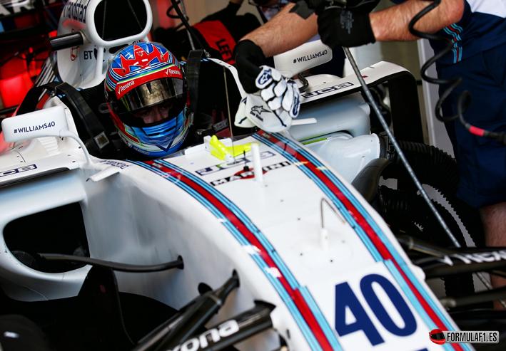Di Resta sustituye a Massa. Calificación GP Hungría 2017