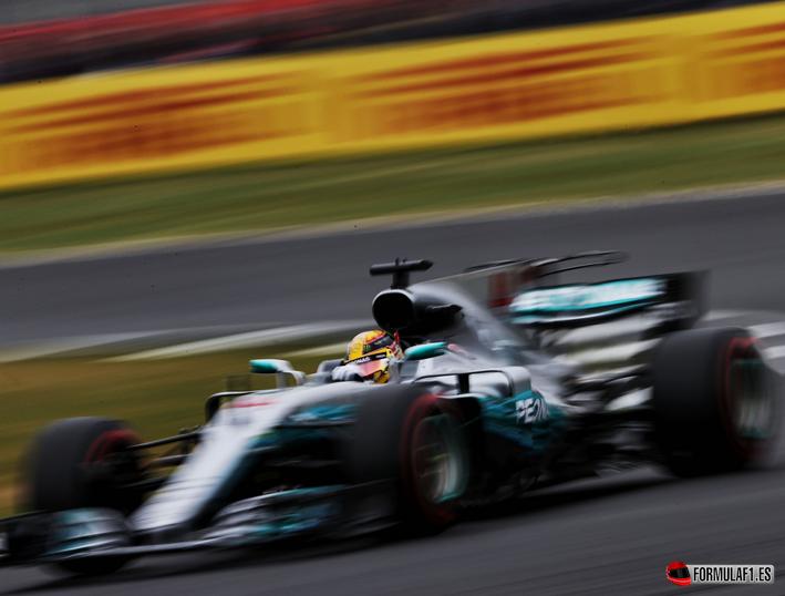 Hamilton consigue la Pole. Calificación GP Gran Bretaña 2017