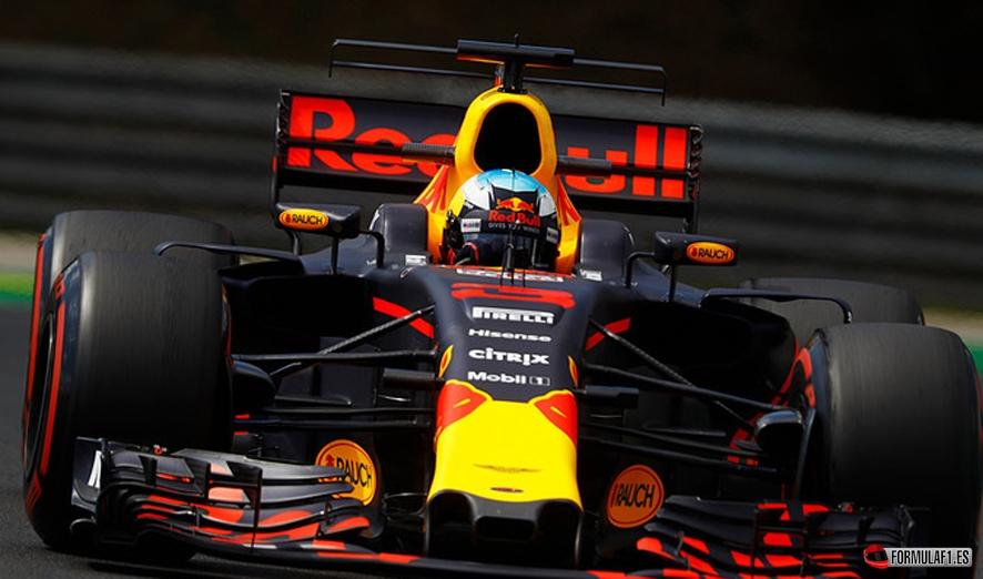 GP de Hungría 2017 – Libres 1: Ricciardo lidera seguido de Räikkönen mientras Alonso es séptimo