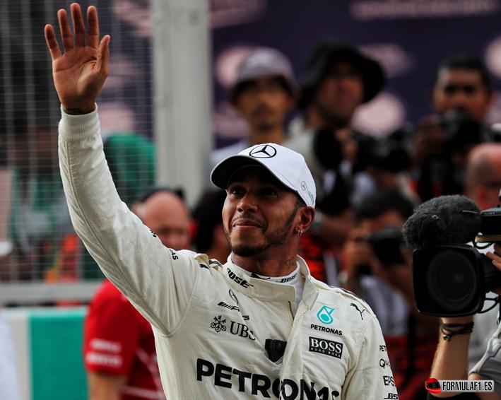 Hamilton consigue la Pole. Calificación GP Malasia 2017