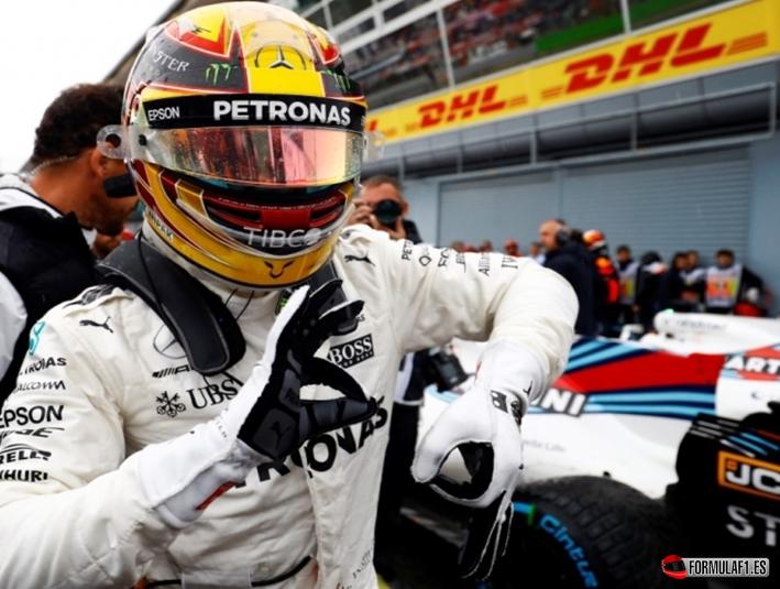 Hamilton logra el record de 69 Poles. GP de Italia 2017