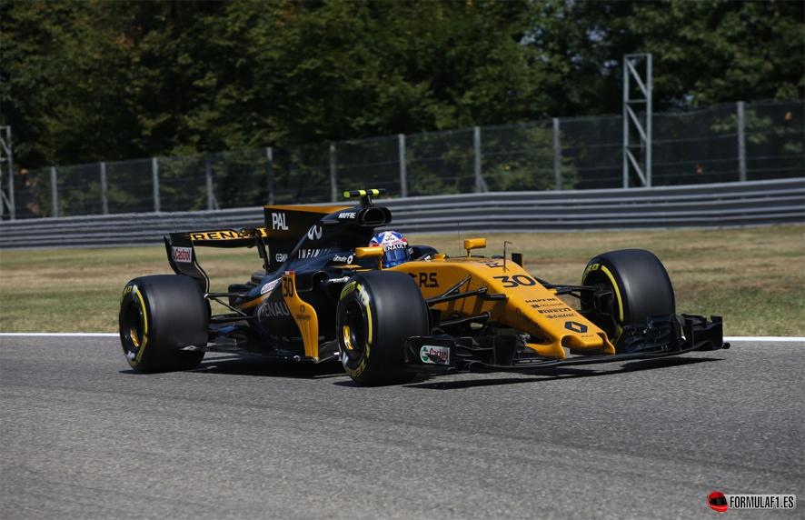 Palmer amenaza con demandar a Renault y Sainz podría quedarse en Toro Rosso hasta Abu Dabi