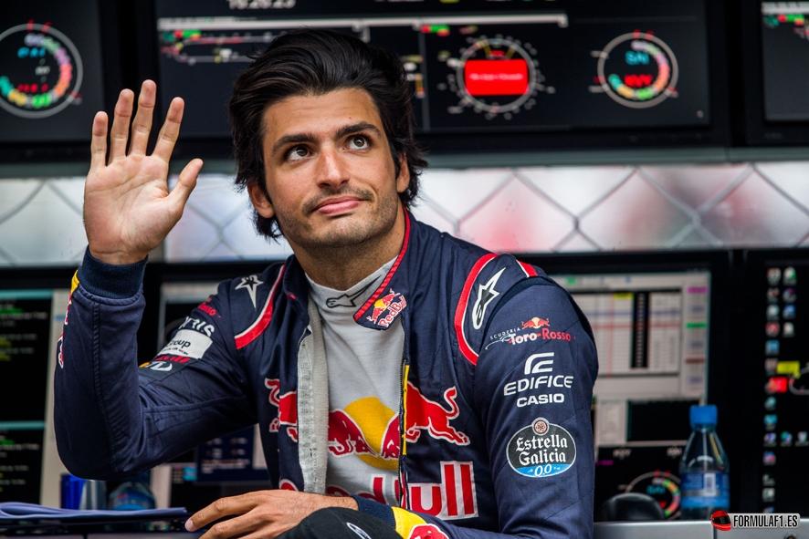 Carlos Sainz niega el trueque con Renault, la cual acepta propulsar a McLaren