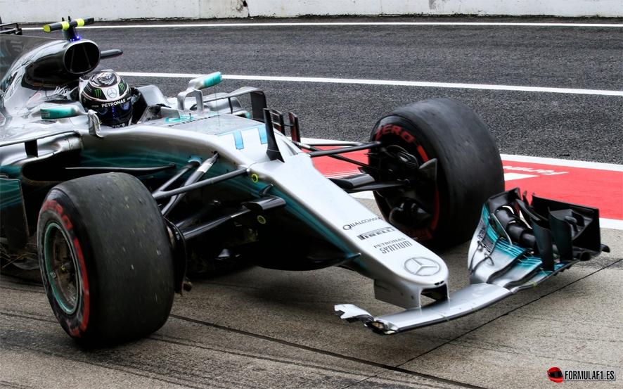 GP de Japón 2017-Libres 3: Doblete de Mercedes y penalización para Alonso por cambiar motor