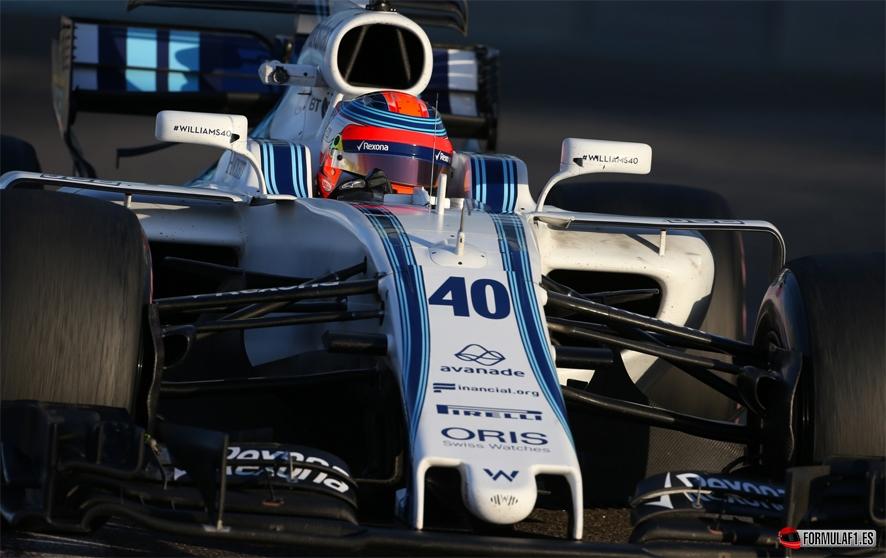 Sebastian Vettel despide los test de Abu Dabi en cabeza mientras Kubica es séptimo