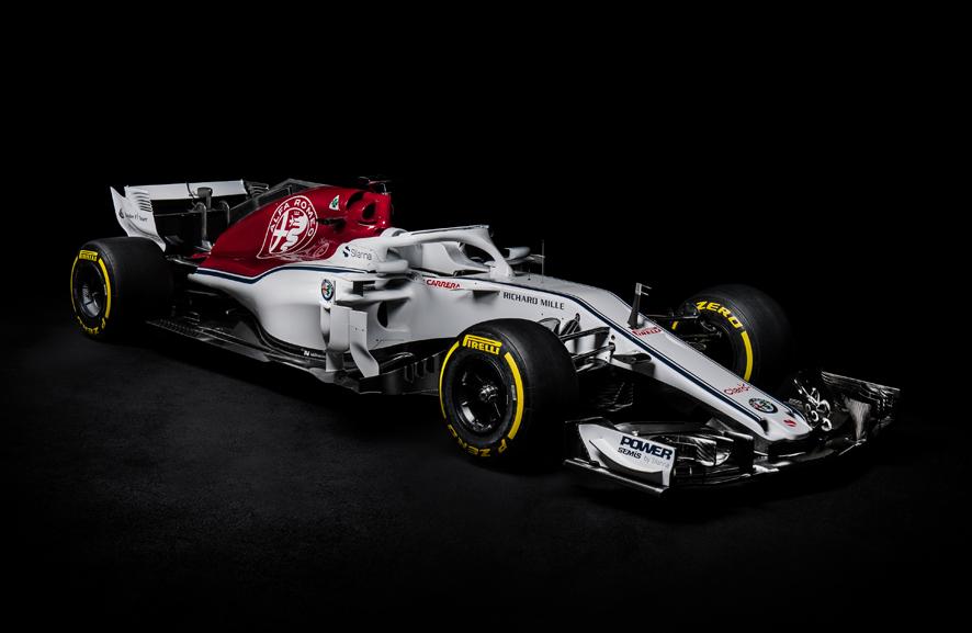 Alfa Romeo vuelve a la F1 con el Sauber C37