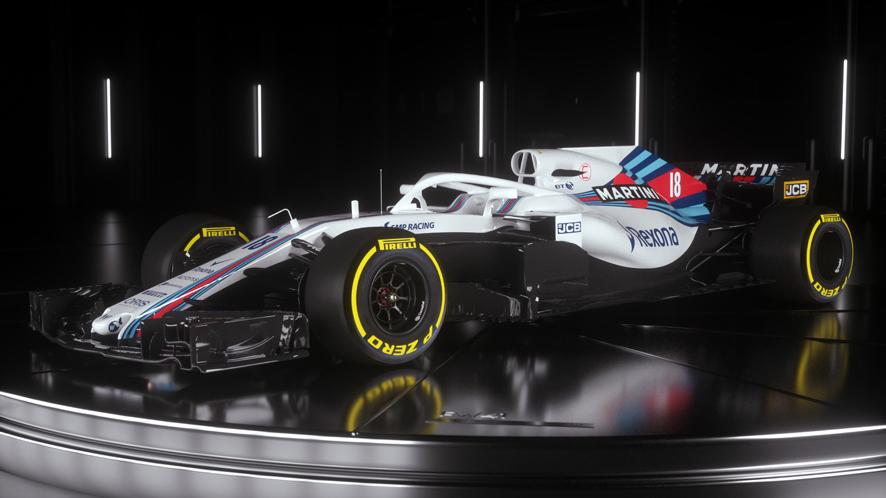 Williams cambia de rumbo con el nuevo FW41