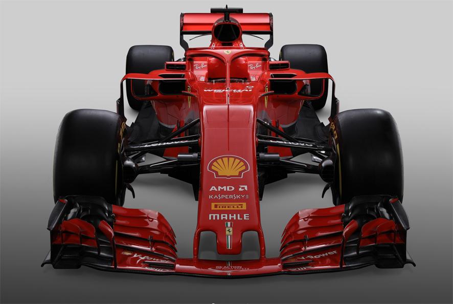 Ferrari busca optar al título con el agresivo e innovador SF71H