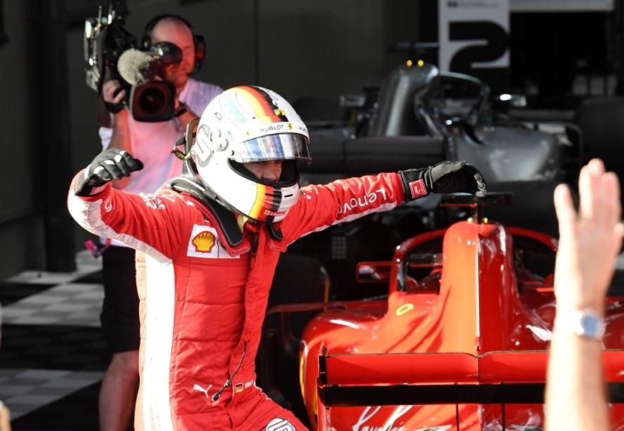 GP de Australia 2018: Vettel tira de estrategia para batir a Hamilton mientras Alonso es quinto
