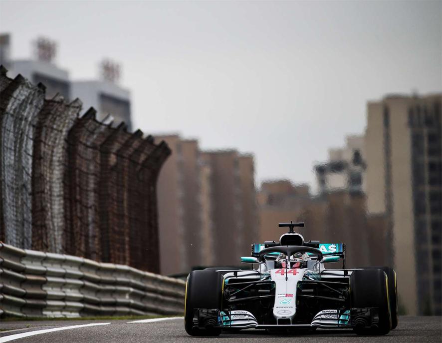 GP de China 2018 – Libres 1: Hamilton vuelve a las andadas