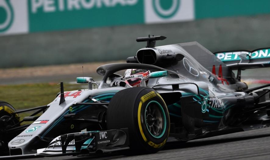 GP de China 2018 – Libres 2: Hamilton supera a Raikkonen por siete milésimas