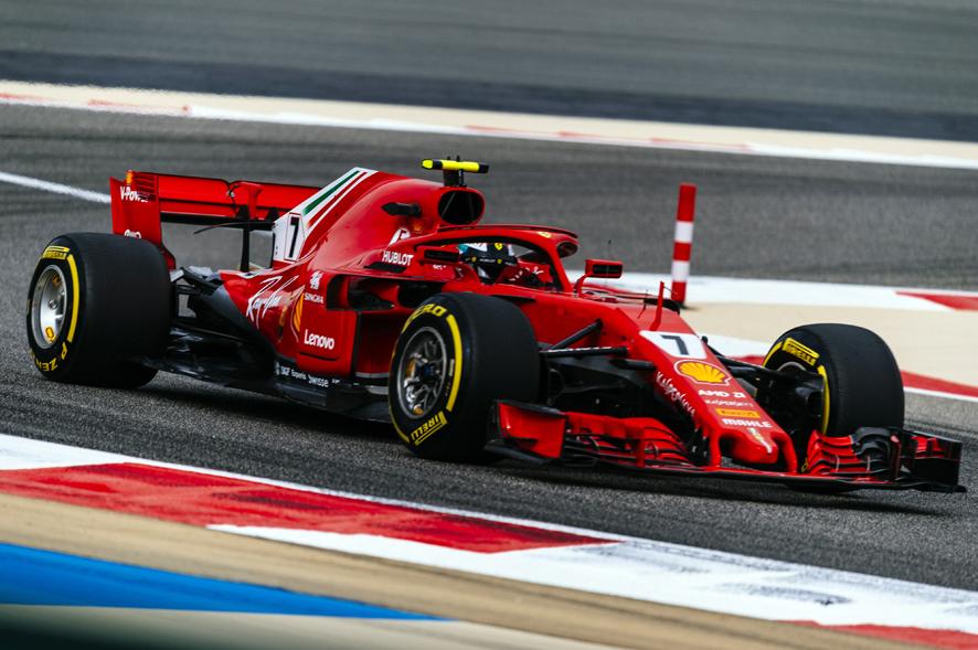 GP de Baréin 2018 – Libres 3: Räikkönen mantiene a Ferrari en cabeza