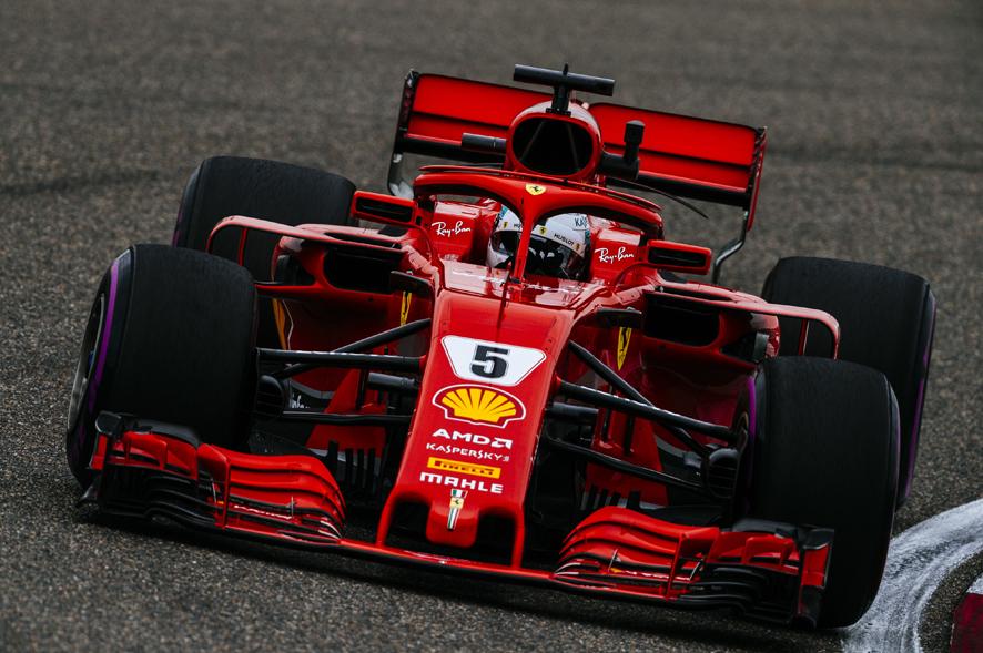 GP de China 2018 – Libres 3: Doblete de Ferrari y problemas para Red Bull