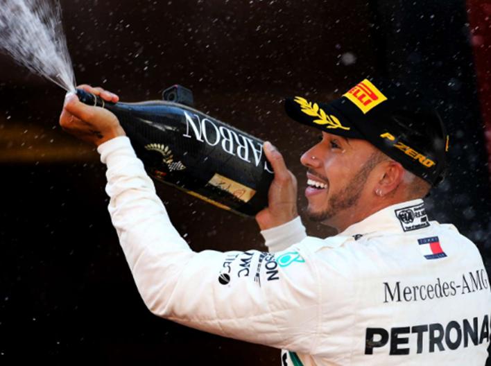 GP de España 2018: victoria plácida para Lewis Hamilton