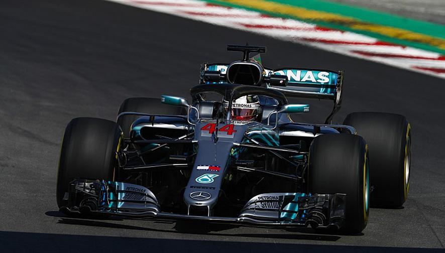 GP de España 2018 – Libres 2: Hamilton lidera tras los problemas de motor de Raikkonen