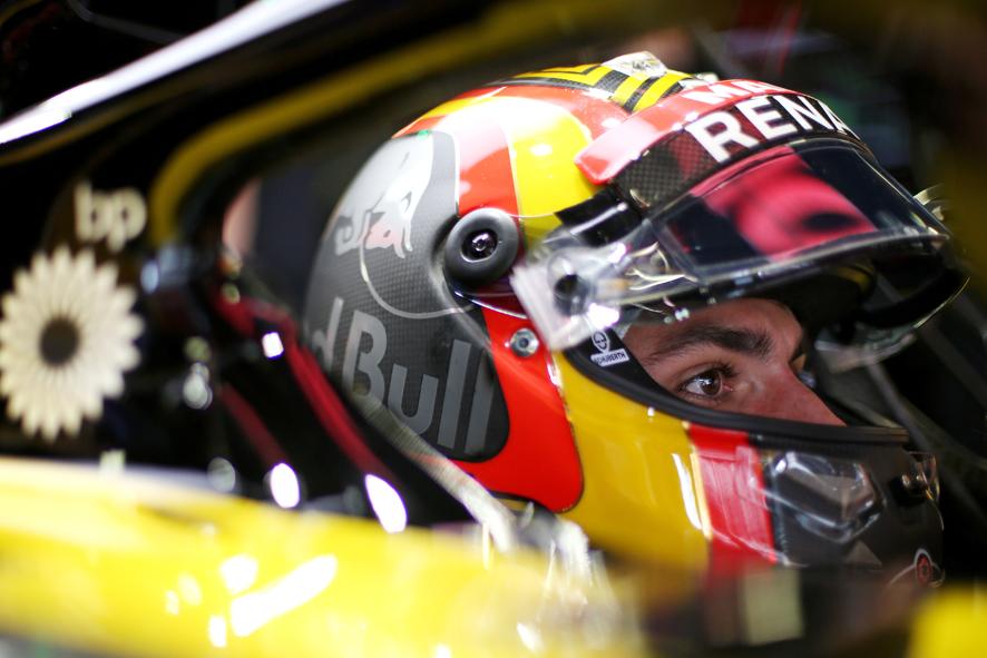 Carlos Sainz y la 'cláusula Honda'