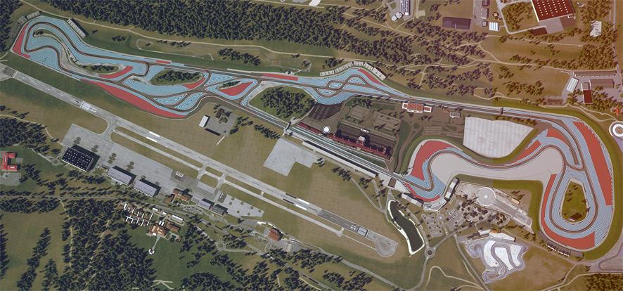 Circuito Paul Ricard : Previo del gp de francia retorno al mítico paul