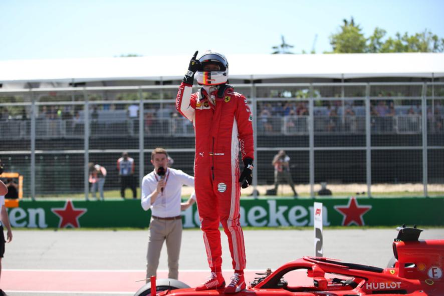 GP de Canadá 2018: Vettel arrasa en Montreal y recupera el liderato del Mundial