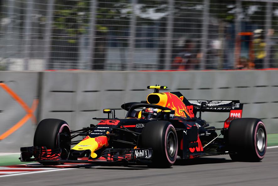 GP de Canadá 2018 – Libres 1: Verstappen lidera con Hamilton a ocho centésimas