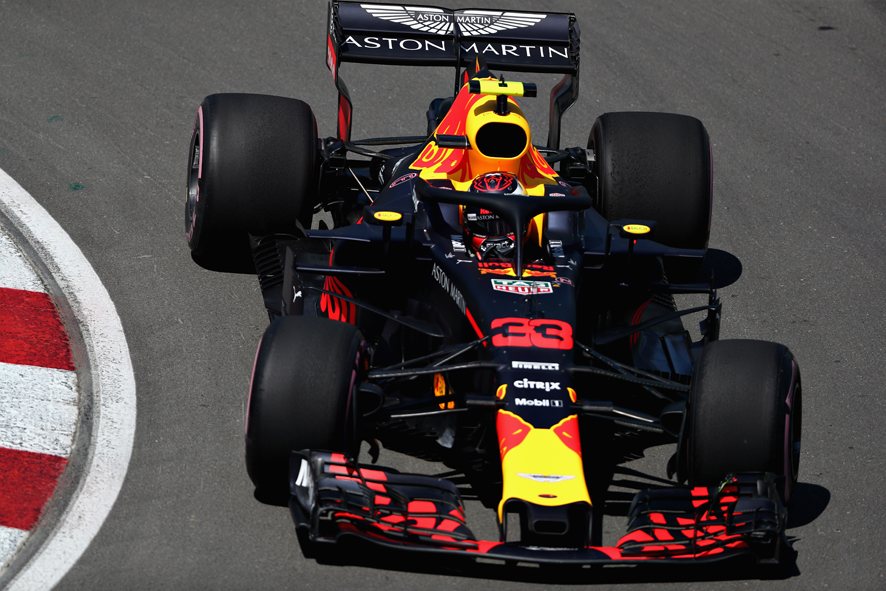 GP de Canadá 2018 – Libres 2: Verstappen se mantiene en cabeza pero Mercedes esconde sus cartas