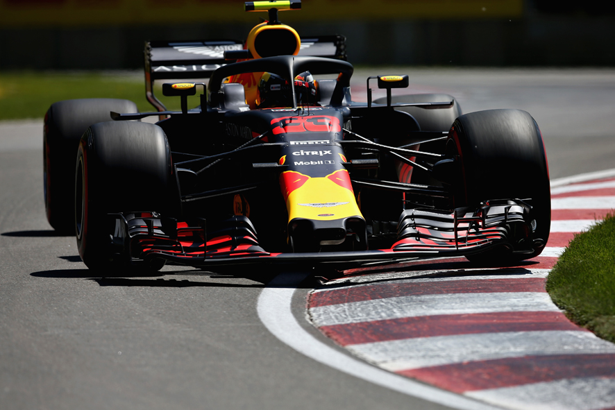 GP de Canadá 2018 – Libres 3: Verstappen completa el 'hat trick' con los Ferrari a media décima