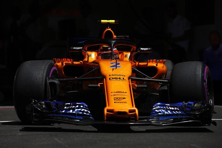 """Entrevista exclusiva con Stoffel Vandoorne: """"No hay crisis en McLaren"""""""
