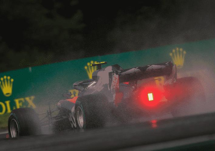 Gasly. Calificación GP de Hungría 2018