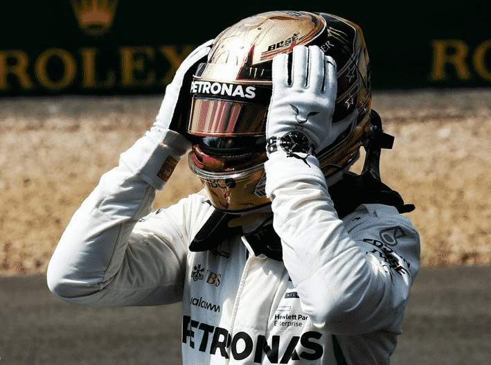 Hamilton consigue la Pole del GP de Gran Bretaña 2018