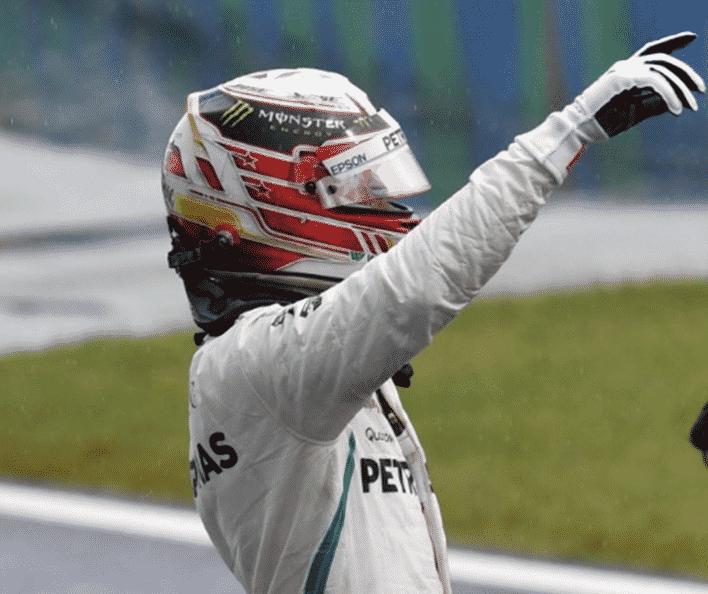 Hamilton consigue la Pole del GP de Hungría 2018