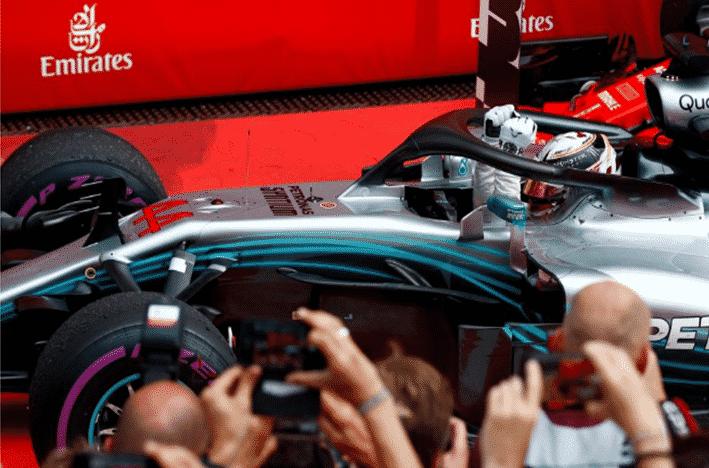 Hamilton logra la victoria. GP Alemania 2018
