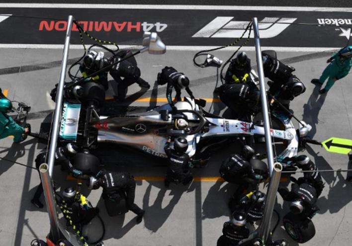 Hamilton logra la victoria. GP Hungría 2018