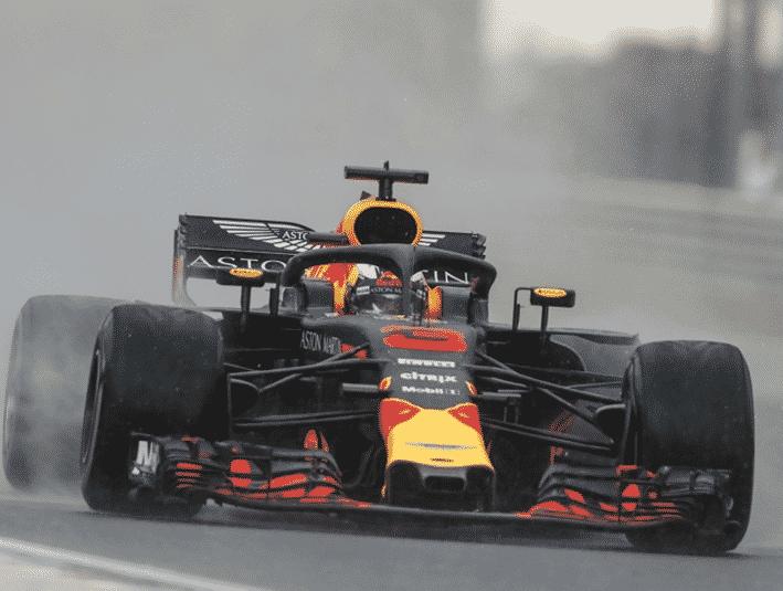 Ricciardo. Calificación GP de Hungría 2018
