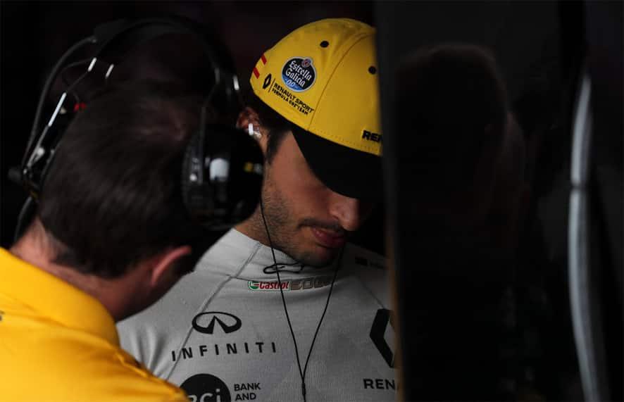 Sainz tendrá que elegir entre McLaren y Toro Rosso para 2019