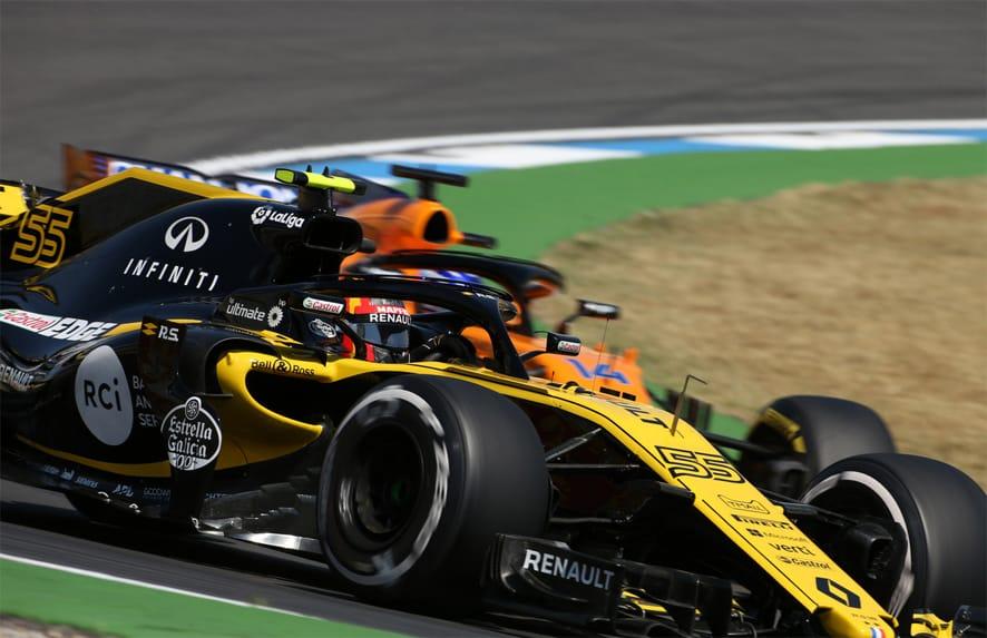Sainz favorito para acompañar a Alonso en McLaren el año que viene