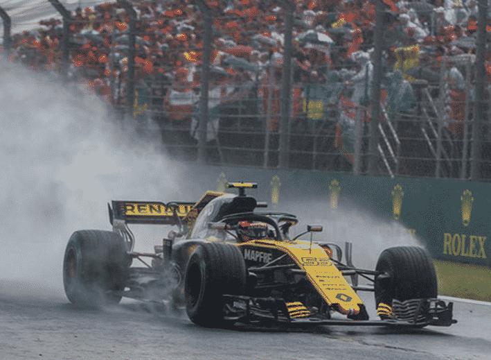 Sainz. Calificación GP de Hungría 2018