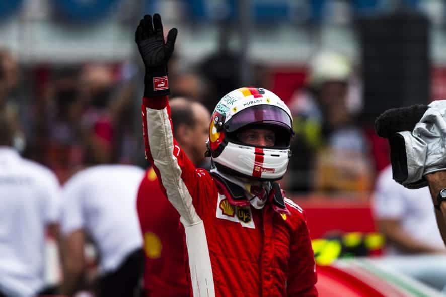 GP de Alemania 2018 – Calificación: Vettel logra la pole position ...