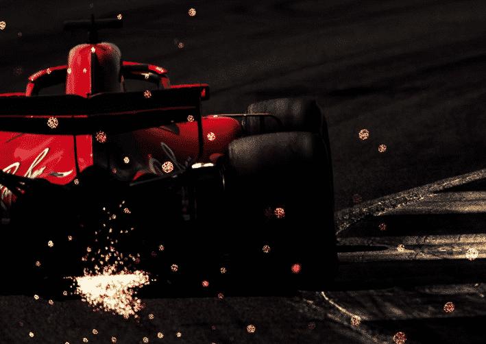 Vettel. Calificación GP Gran Bretaña 2018