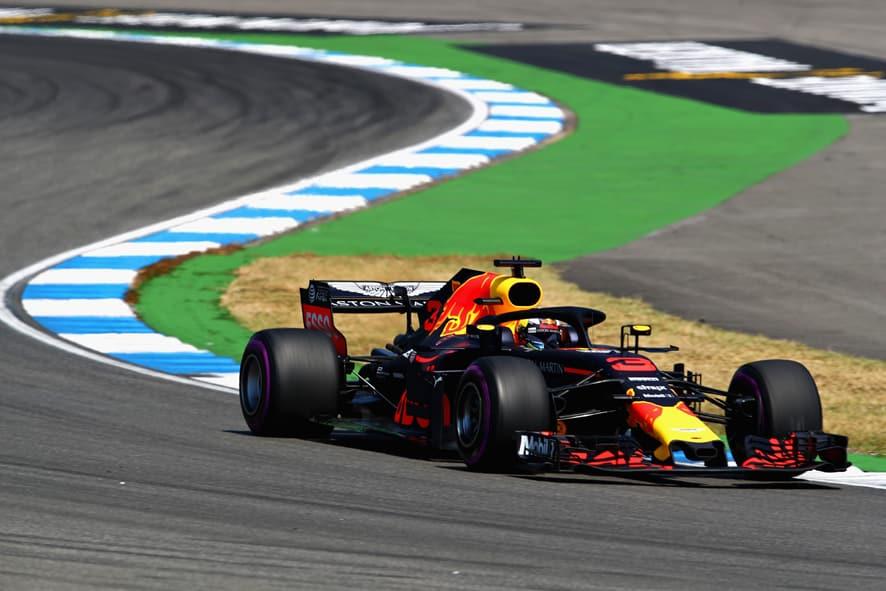 GP de Alemania 2018 – Libres 1: Ricciardo bate a Hamilton por 4 milésimas pero saldrá desde el final de la parrilla