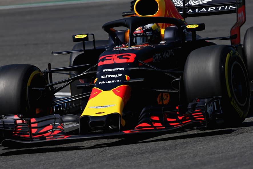 GP de Alemania 2018 – Libres 2: Verstappen bate el récord en Hockenheim