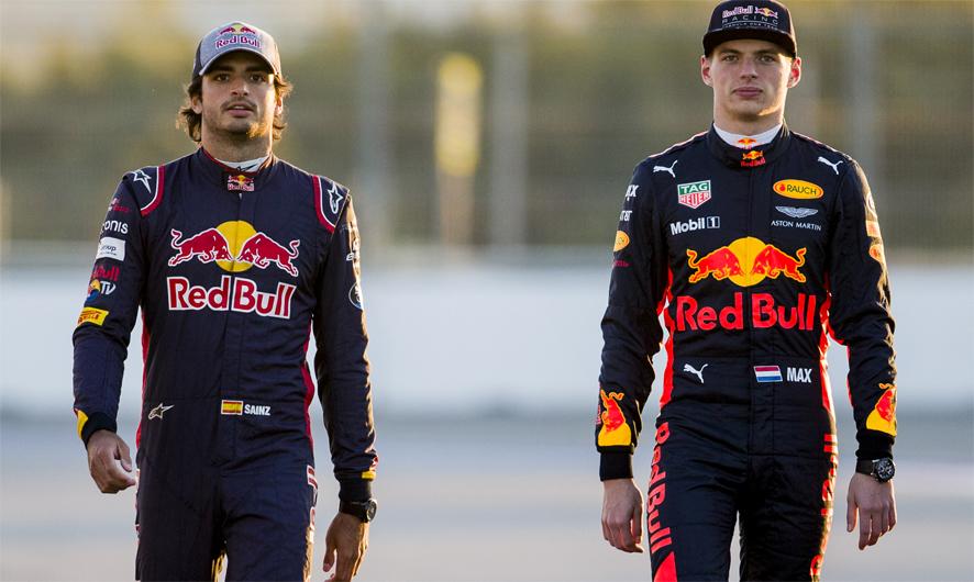 Carlos Sainz vetado por el clan Verstappen en Red Bull