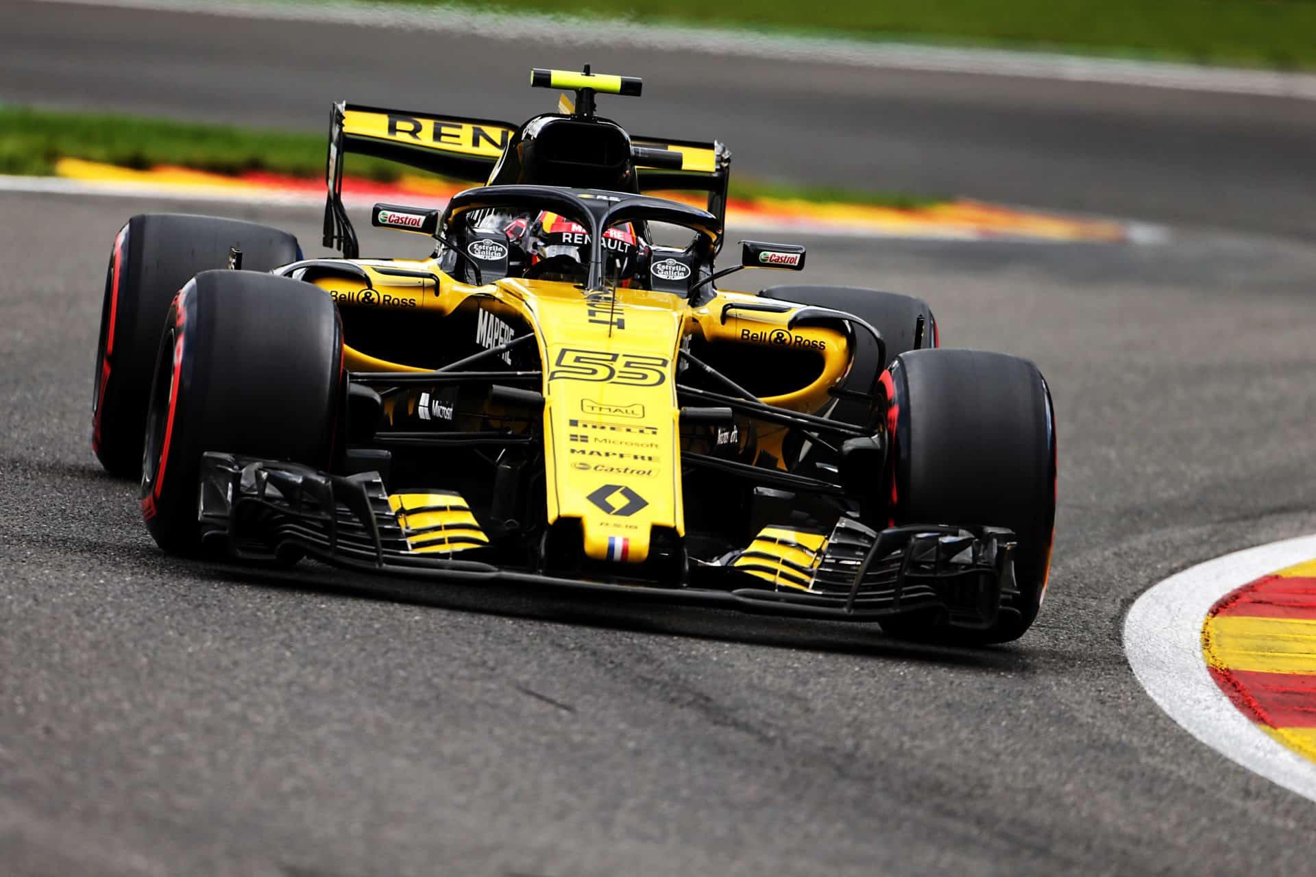 Carlos Sainz cambia motor y saldrá penúltimo en Spa