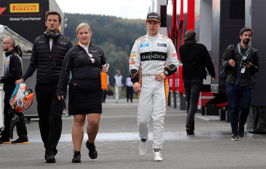Ocon sustituirá a Vandoorne en McLaren y el belga recalará en Sauber