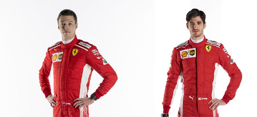 Red Bull quiere a Kvyat y Giovinazzi en Toro Rosso para 2019